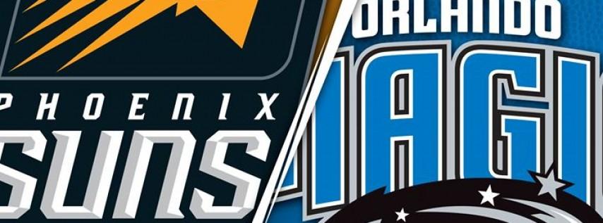 Orlando Magic vs. Phoenix Suns