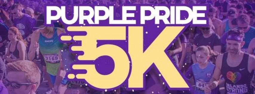 Fourth Annual Purple Pride 5K
