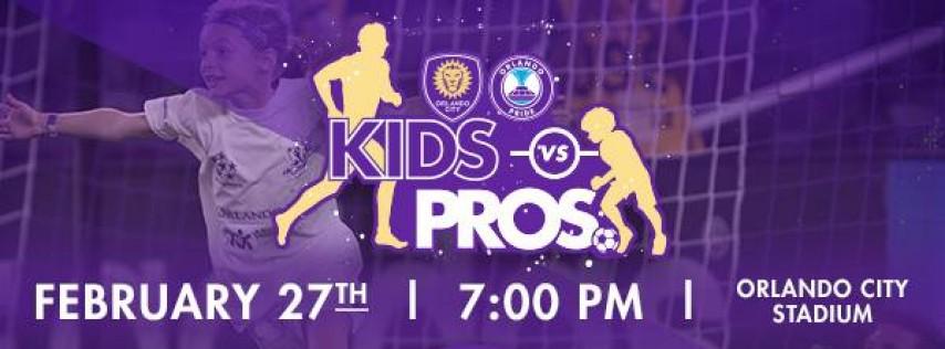 2018 Kids vs. Pros