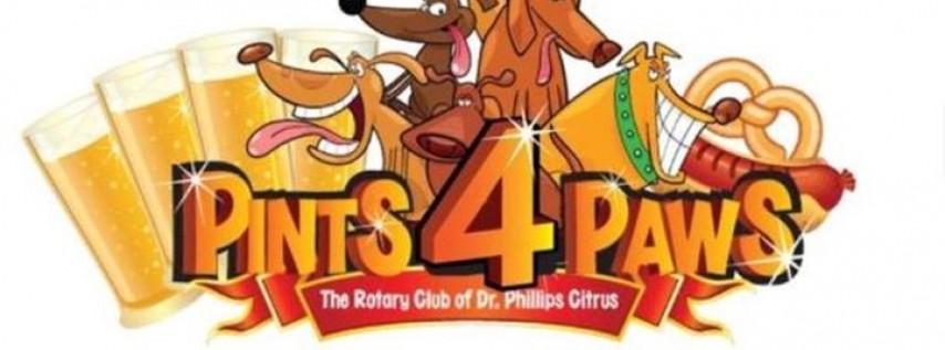 Pints 4 Paws