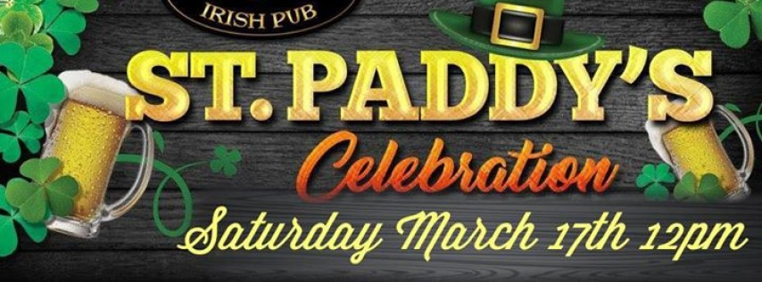 St. Paddy's Day Bash At Paddy Wagon Orlando