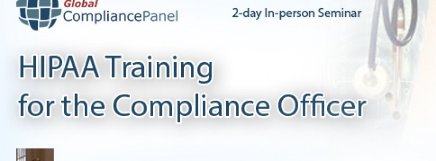 HIPAA Training for the Compliance Officer 2018
