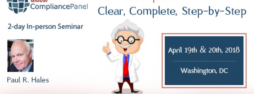 HIPAA Compliance - Clear, Complete, Step-by-Step 2018