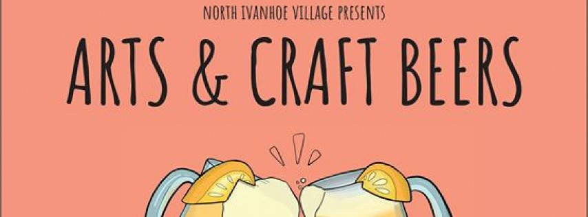 Arts and Craft Beers in Ivanhoe Village