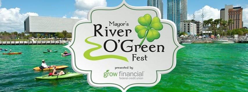 2018 Mayor's River O'Green Fest