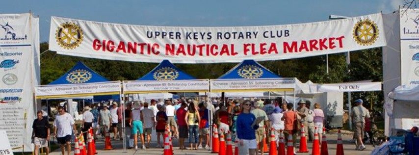 Upper Keys Rotary Gigantic Nautical Flea Market