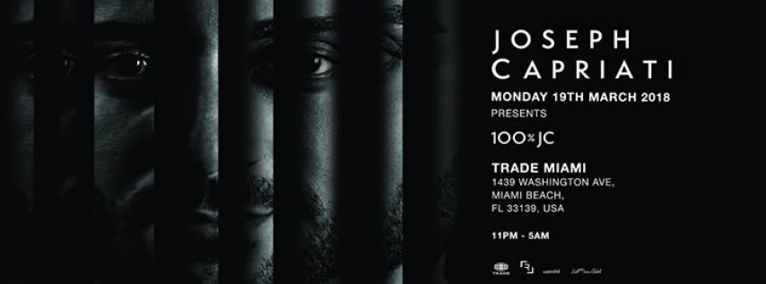 Joseph Capriati presents 100% JC by Link Miami Rebels