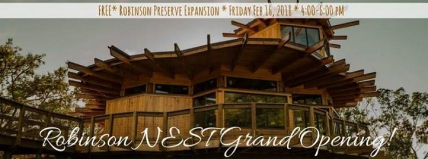 Robinson Preserve NEST Grand Opening