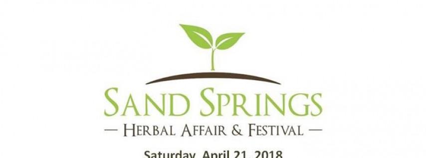 2018 Sand Springs Herbal Affair