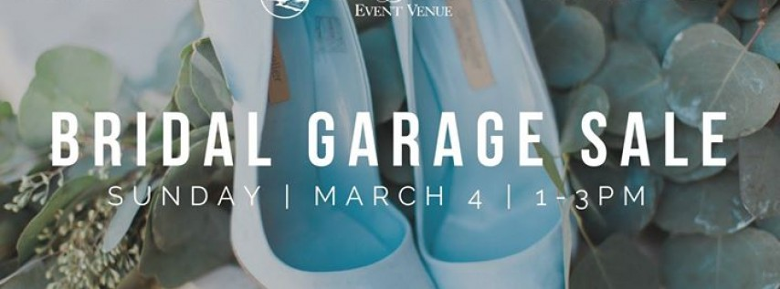 Bridal Garage Sale | Tulsa, OK