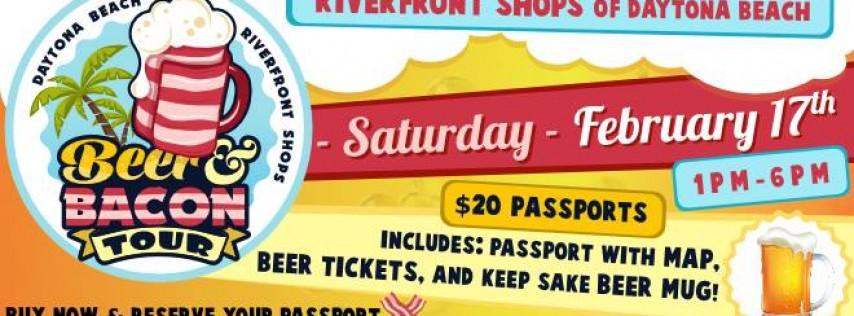 Daytona Beach Beer and Bacon Tour