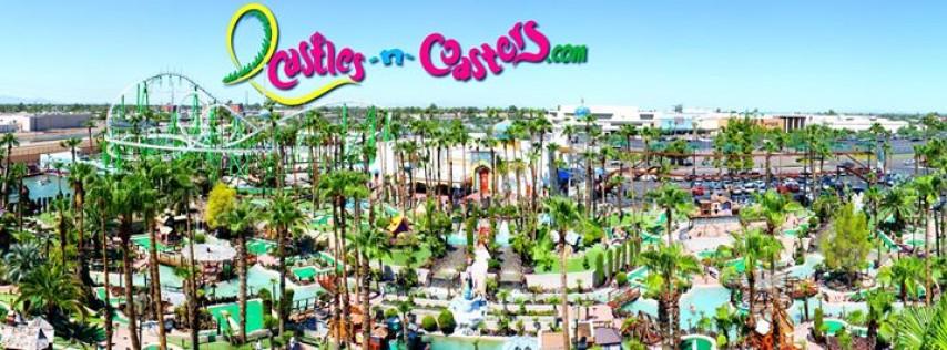 Castles ~n~ Coasters $10 Day!
