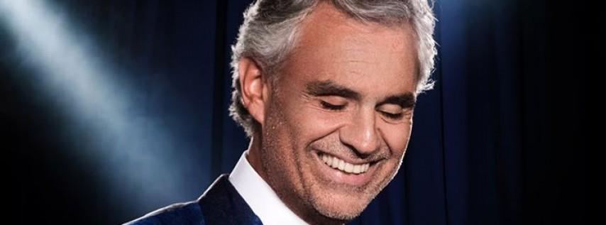 Andrea Bocelli with the Seattle Symphony - Seattle WA