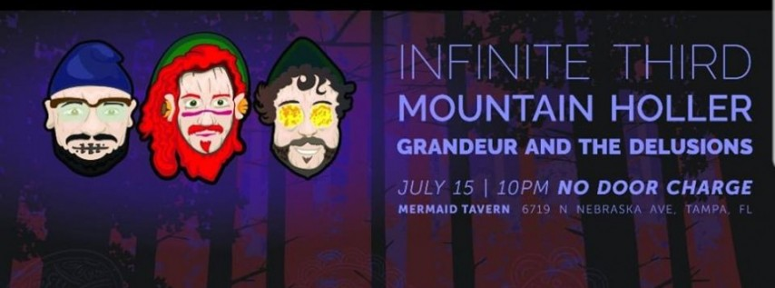 Infinite Third, Grandeur and Delusions, Mountain Holler