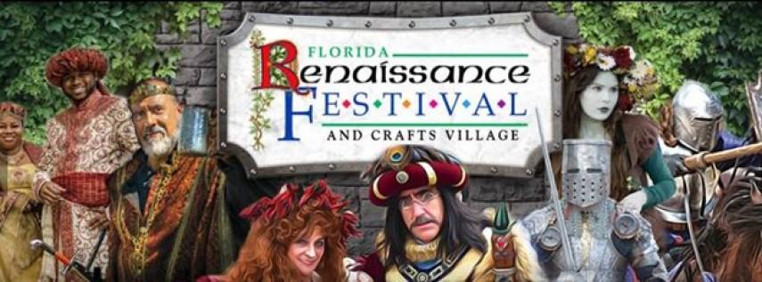 Florida Renaissance Festival - Time Travel & Steampunk Weekend