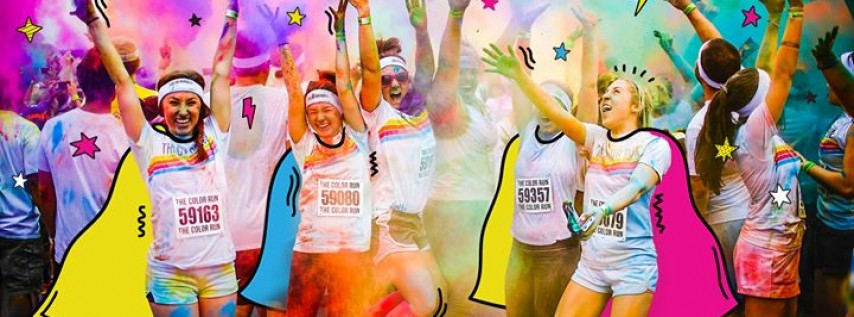 The Color Run 5k Ft Lauderdale