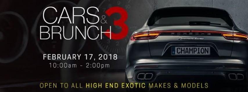 Cars & Brunch 3