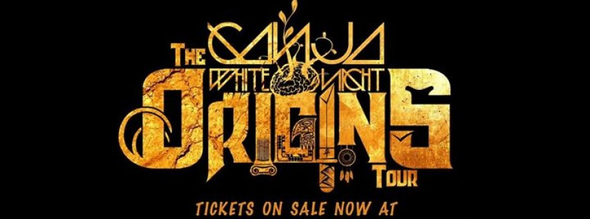Ganja White Night: The Origins Tour w/ Dirt Monkey & Subtronics