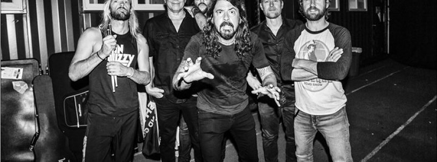 Foo Fighters: Concrete & Gold Tour '18 - Atlanta, GA