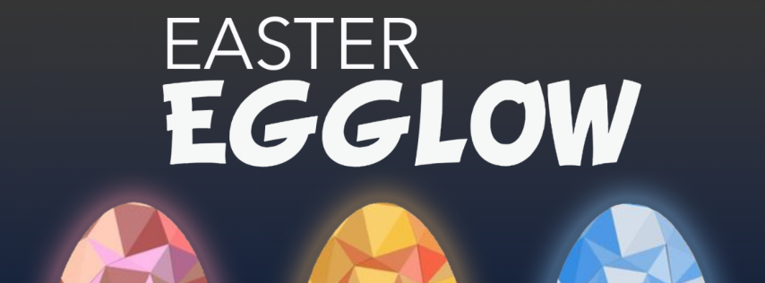 Easter Egglow - A Glow in the Dark Egg Hunt