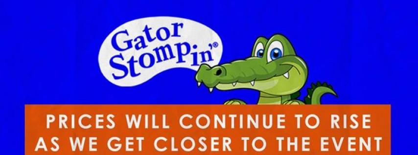 Gator Stompin' 2018