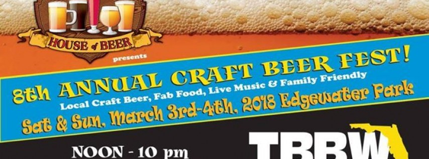 8th Annual Craft Beer Fest