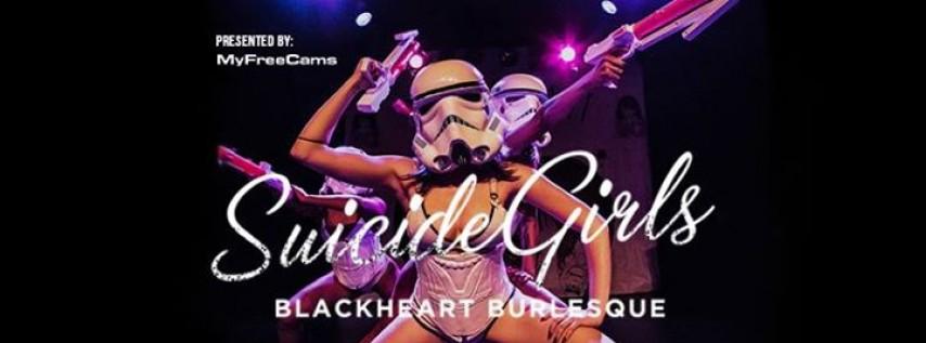 St. Petersburg - SuicideGirls: Blackheart Burlesque