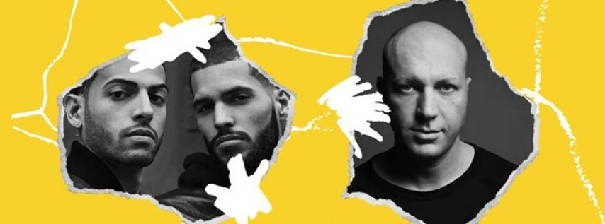 The Martinez Brothers + Marco Carola on the Space Terrace | 24hr