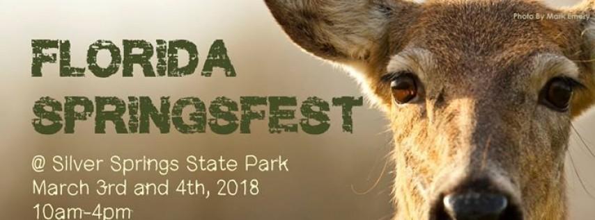 Florida SpringsFest March 3-4, 2018