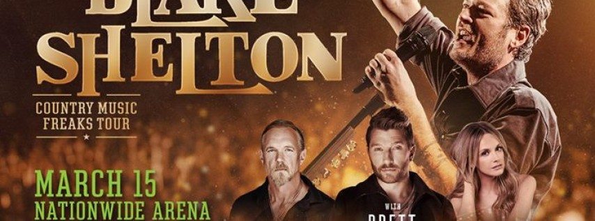 Blake Shelton: Country Music Freaks Tour