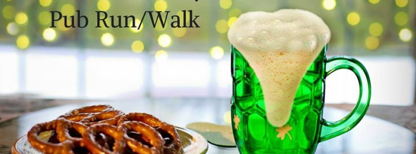 St. Patrick's Day Pub Run/Walk