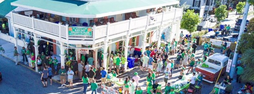 St. Baldrick's Block Party