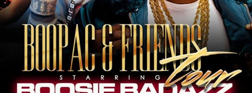 Boosie Badazz w/ Webbie & Yung Bleu March 23 at The Cotillion