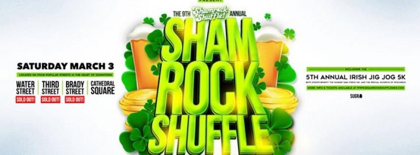 9th Annual Shamrock Shuffle