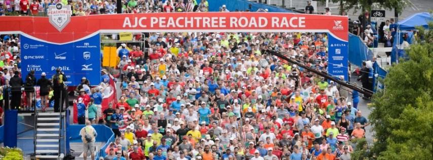 AJC Peachtree Road Race