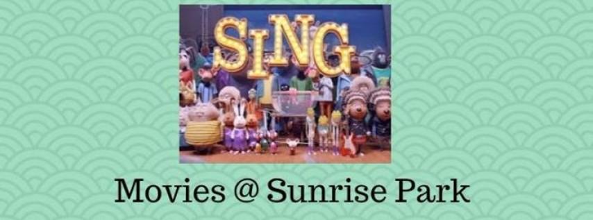 Movies at Sunrise Park