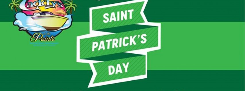 Saint Patrick's Day at Caddy's At The Pointe