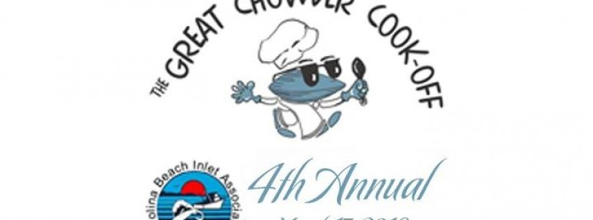 4th Annual The Great Chowder Cook-Off