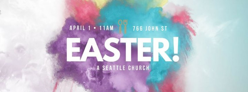 Easter at A Seattle Church