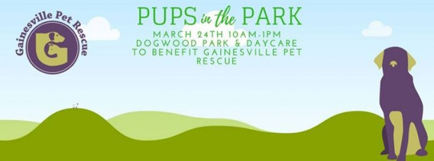 Pups in the Park Presented by Florida Credit Union