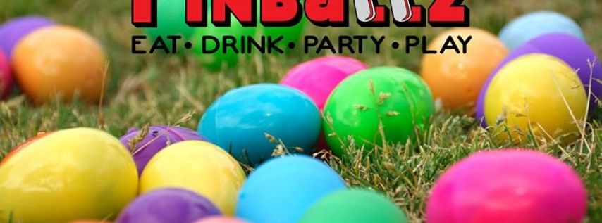 Pinballz Kingdom's Annual Easter Egg Hunt!