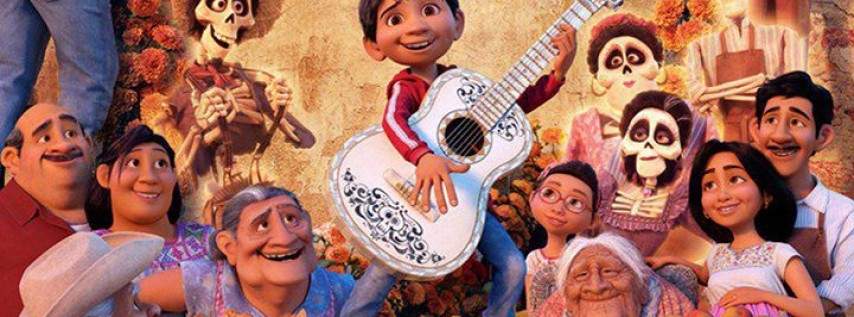 COCO @8:30PM - HEB Cinema on the Plaza - Free Event