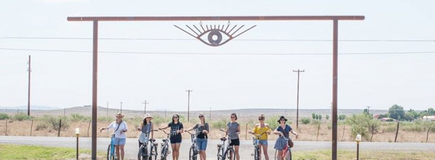 Memorial Weekend Retreat in Marfa