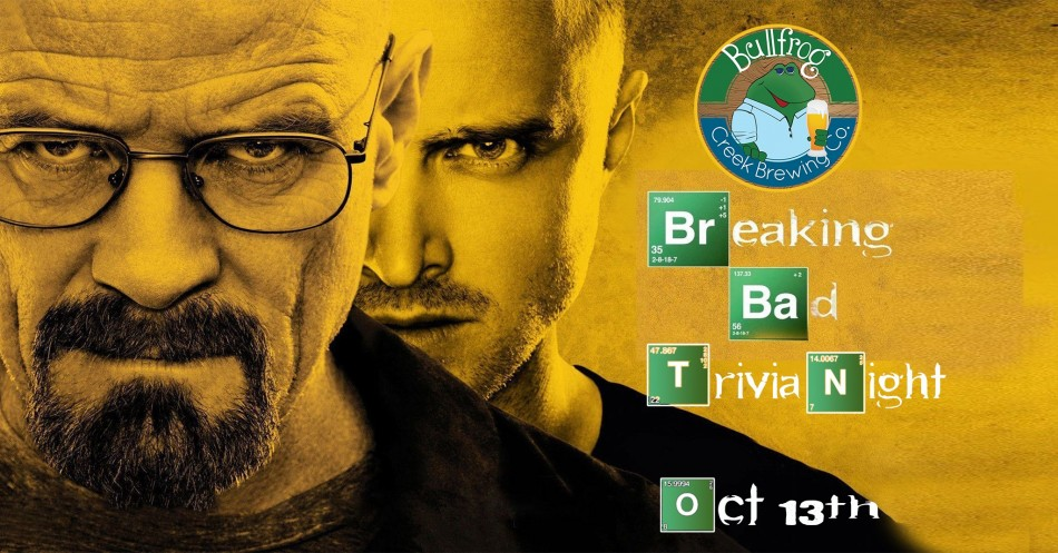 Breaking Bad Trivia Night