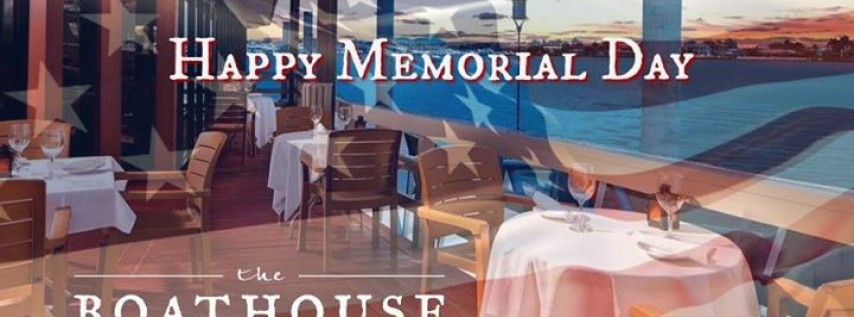 Memorial Day at the Boathouse on Naples Bay