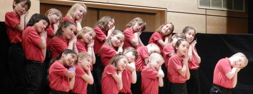 Boulder Children's Chorale-Come to My Garden, Mother's Day