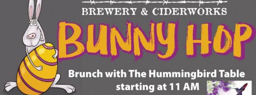 Bunny Hop Brunch & Adult Easter Egg Hunt!
