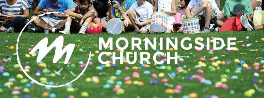 Easter Egg Hunt at Morningside