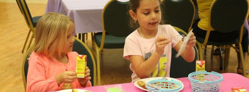 Easter Breakfast & Bunny Visit: Register by 3/26