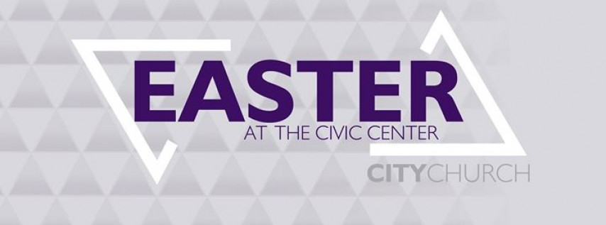 Easter at the Civic Center